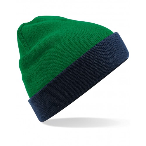 Reversible Contrast Beanie