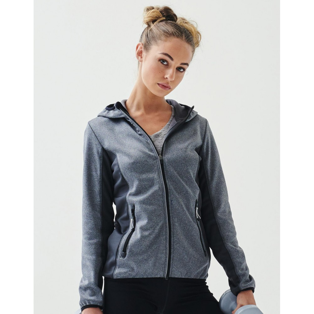 Women`s Amsterdam Hooded Softshell