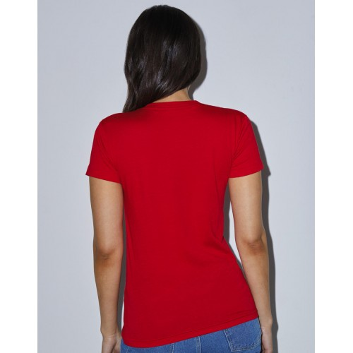 Women`s Poly-Cotton T-Shirt