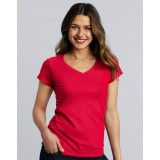 Ladies Softstyle® V-Neck T-Shirt
