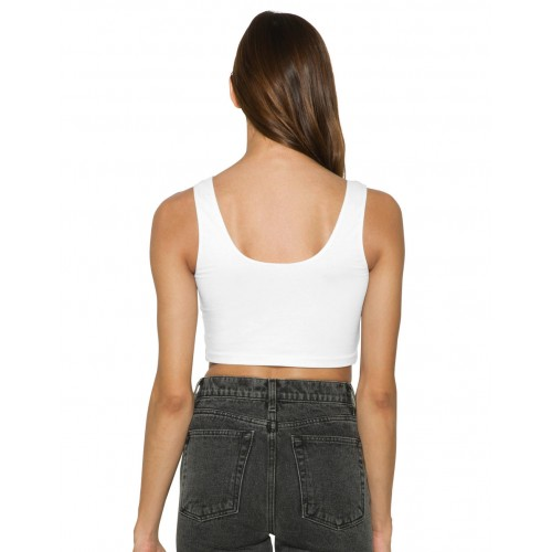 Women`s Crop Top Sleeveless