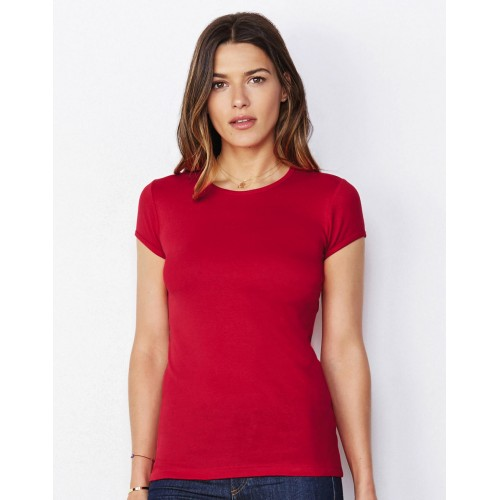 Stretch Rib T-Shirt