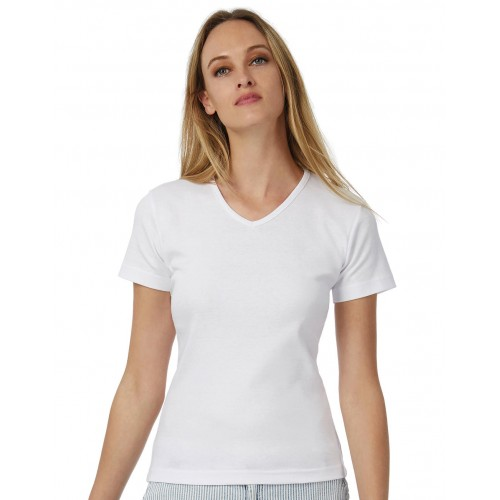 Watch/women V-Neck T-Shirt