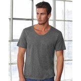 Men`s Wide Neck T-Shirt