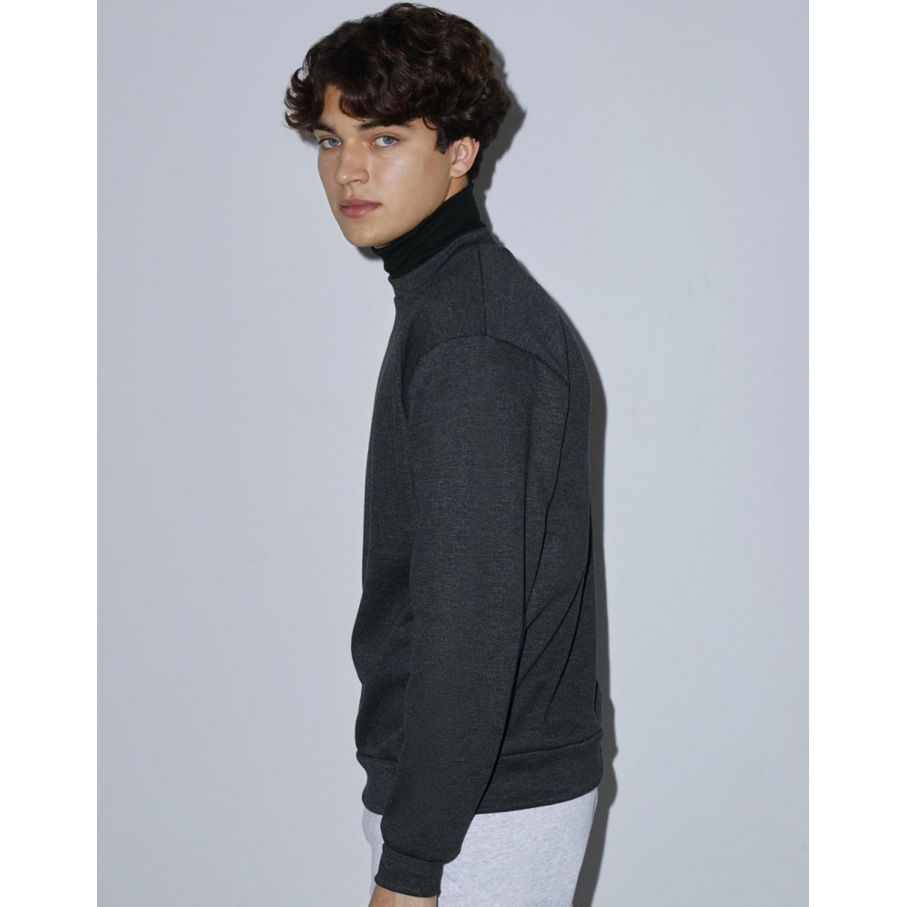 Unisex Flex Fleece Turtleneck