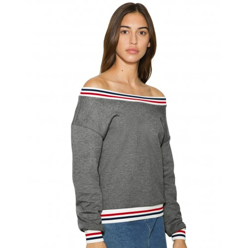 Women`s Heavy Terry Sport Sweatshirt