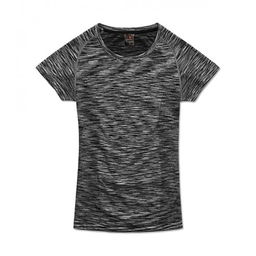 Women`s Active Seamless Raglan T-shirt