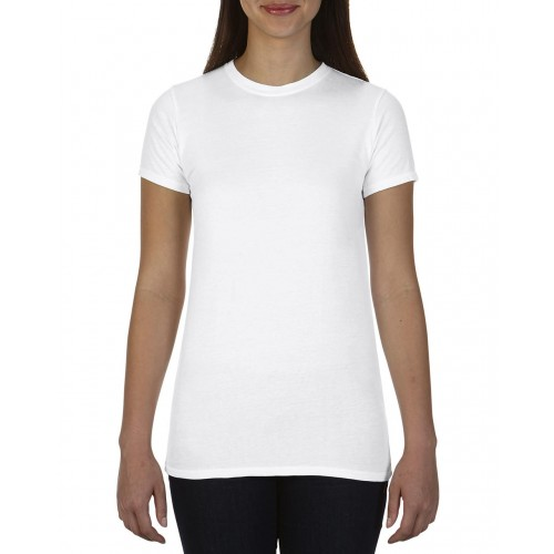 Ladies` Lightweight Fitted Tee
