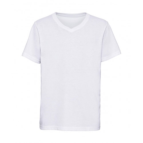 Boys V-Neck HD Tee
