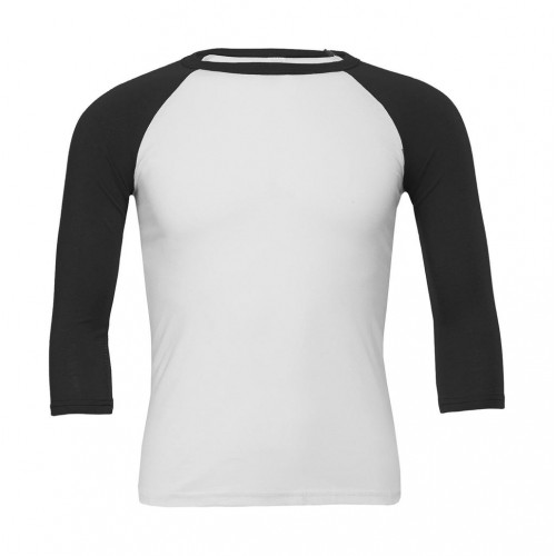 Unisex 3/4 Sleeve Baseball T-Shirt