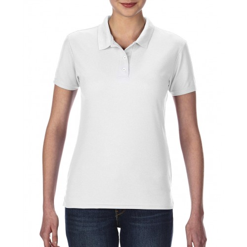 Performance Ladies' Double Pique Polo