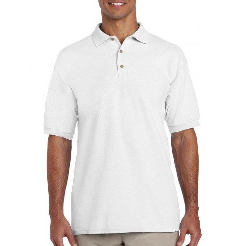 Ultra Cotton Adult Pique Polo