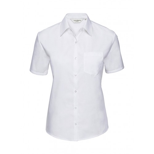 Ladies' Cotton Poplin Shirt