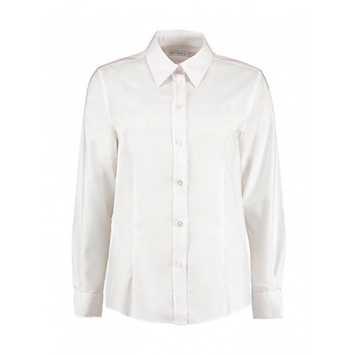 Women's Promotional Oxford Shirt LS