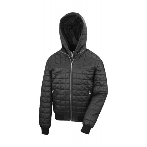 Stealth Hooded Jacket